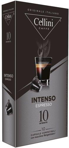 Cellini Intenso Nespresso Kapseln