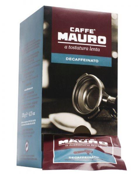 Mauro Kaffee Espressopads entkoffeiniert
