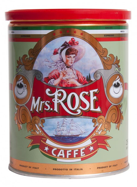 Mrs. Rose Filterkaffee 250g