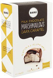 BARU Marshmallow Dark Caramel 120g