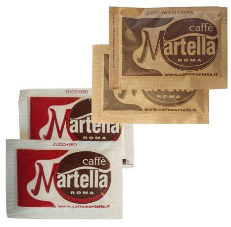 Martella Kaffee Zucker