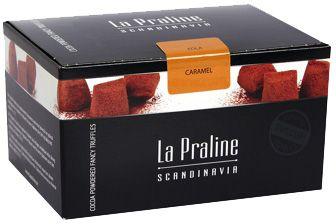 La Praline mit Karamell