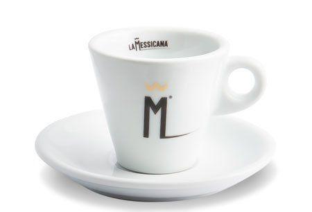 La Messicana Espresso Tasse