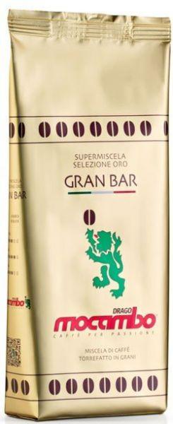 Mocambo Gran Bar Espresso Kaffee 1000g ganze Bohne