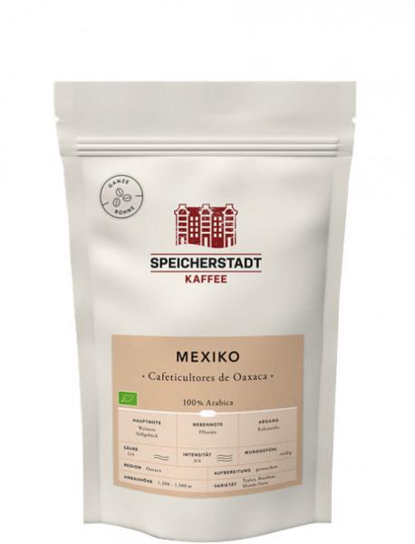 Speicherstadt Kaffee Mexiko