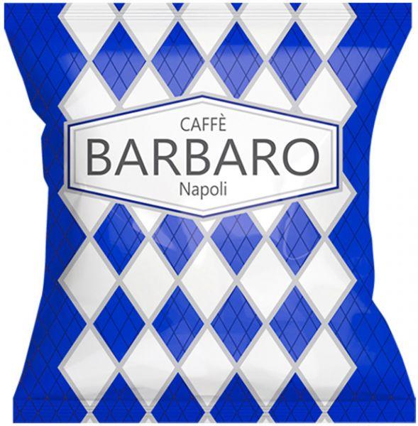 Barbaro Nespresso kompatible Kapseln Blu