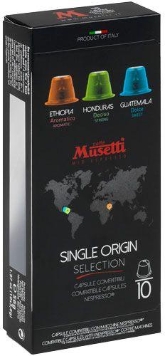 Musetto Single Origin Mix