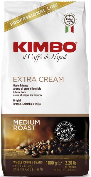 Kimbo Espresso Kaffee Extra Cream
