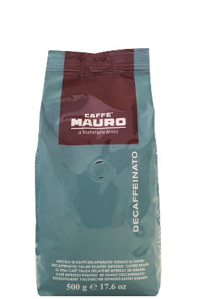 Mauro Decaffeinato Espresso ohne Koffein