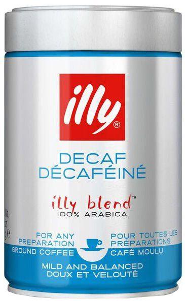 illy Decaf entkoffeiniert gemahlen