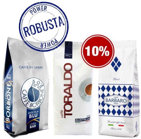 Espresso Probierset Blu