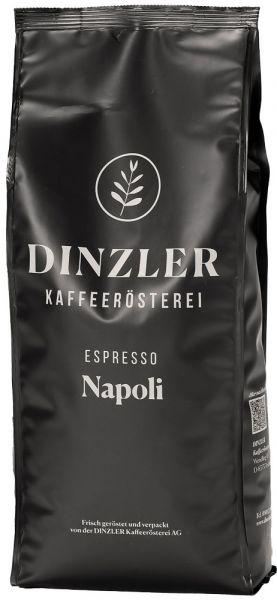 Dinzler Kaffeerösterei - Napoli Robusta Espresso