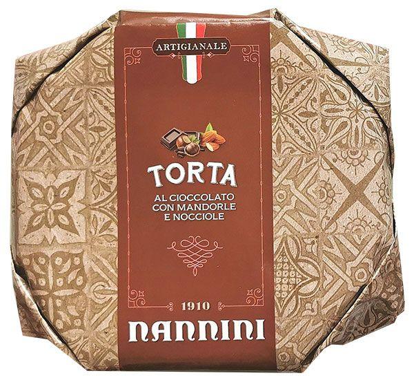 Nannini Torta mit Schokolade