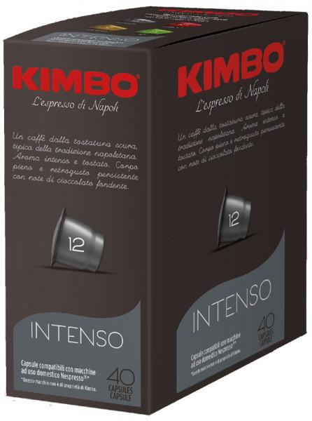 Kimbo Nespresso-kompatible Intenso Kapseln