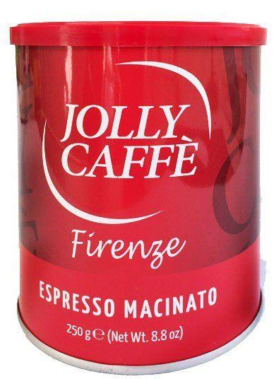 Jolly Kaffee Crema, Espresso 250g gemahlen