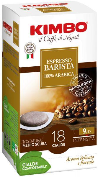Kimbo Kaffee Espresso Pads 100% Arabica