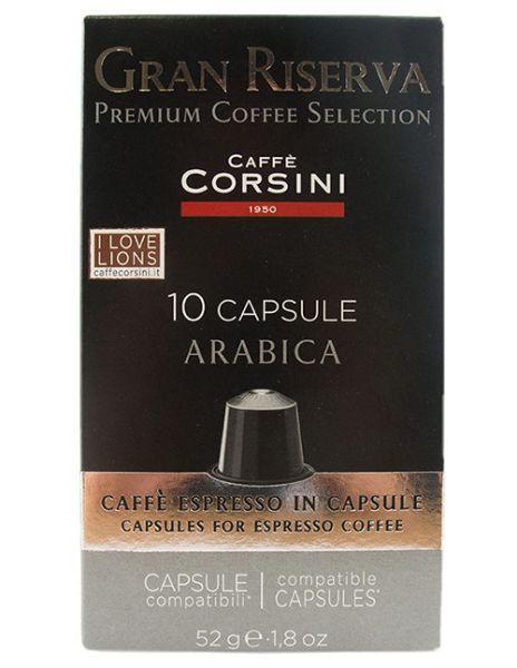 Corsini Nespresso Kapseln Arabica