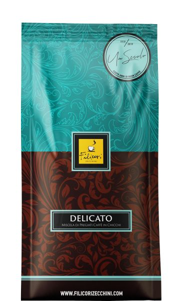 Filicori Zecchini Delicato - Espresso Italiano