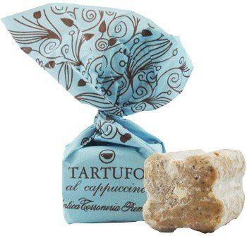 Antica Torroneria Piemontese Tartufo al Cappuccino