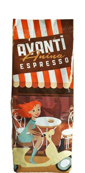 Avanti Anina 500g Espresso