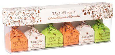 Antica Torroneria Piemontese Tartufi Misti