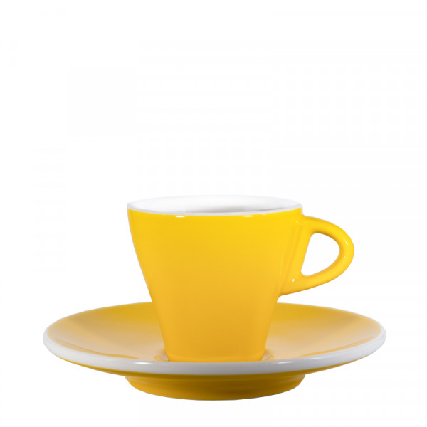 Club House Espressotasse Gelb