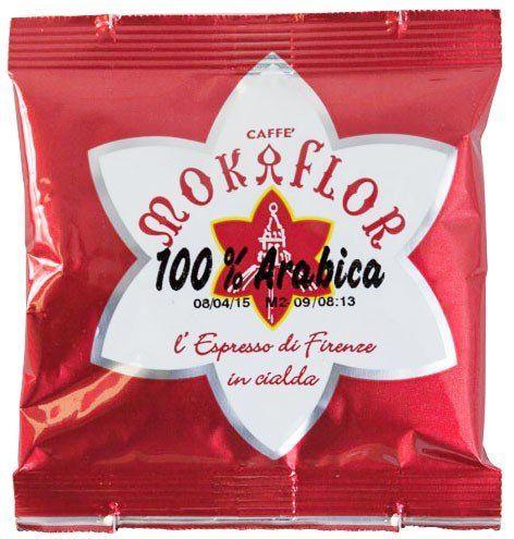 Mokaflor 100% Arabica 150 ESE Pads