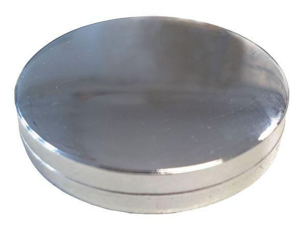 Siebträgerkappe verchromt, 23mm