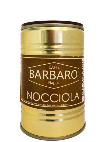 Barbaro Espresso Nocciola gemahlen