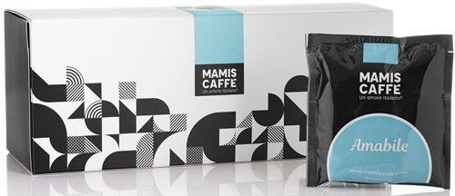 Mamis Caffe Espresso ESE Pad | Amabile