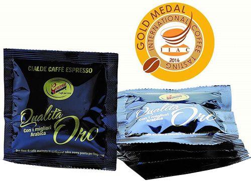 Oro ESE Pads von La Genovese Kaffee
