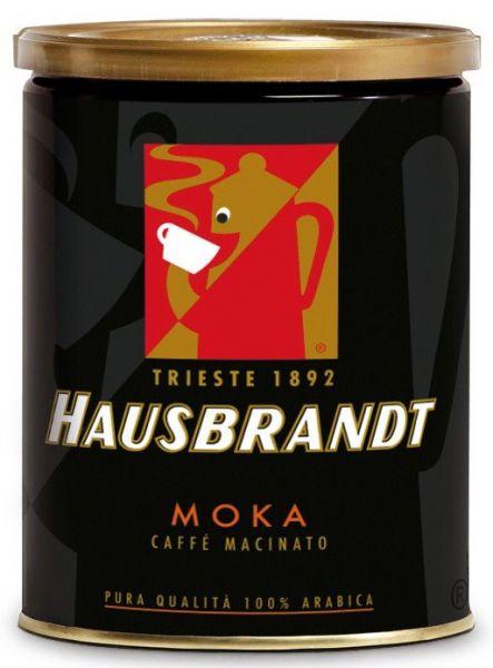 Hausbrandt Kaffee Espresso Moka gemahlen
