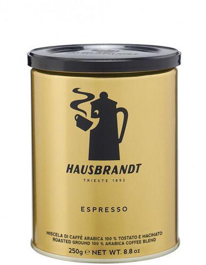 Hausbrandt Espresso Siebträgermahlung