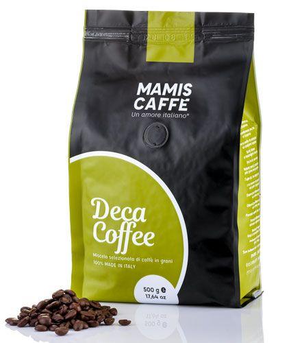 Mamis Caffè ohne Koffein - Decaffeinato/ Enkoffeiniert