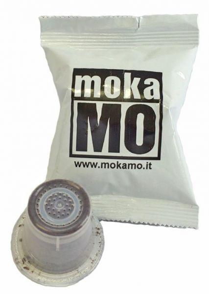 25 Mokamo Nespresso®* kompatible Kapseln