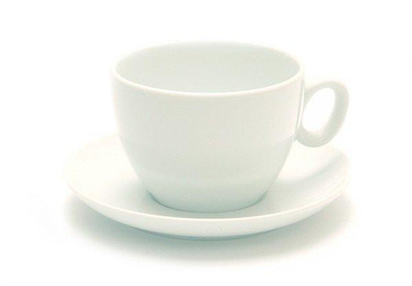 Milchkaffeetasse / Cafe au Lait Tasse