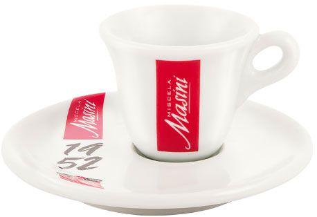 Essse Caffè Masini Cappuccino Tassen