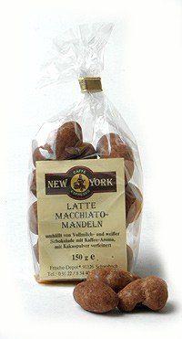 Caffé New York Latte Macchiato-Mandeln, 150 g