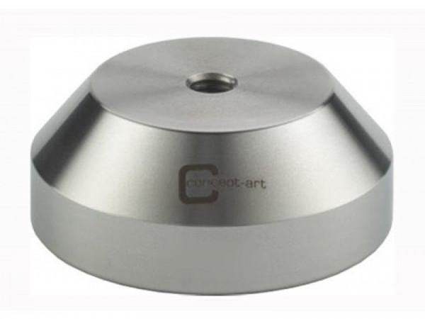 48 mm Tamper Unterteil CLASSIC Edelstahl