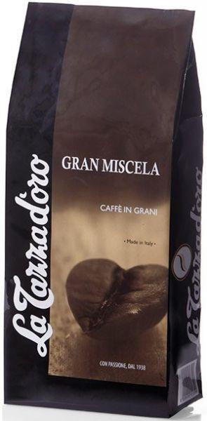 La Tazza d'oro Gran Miscela Espresso 1000g Bohne