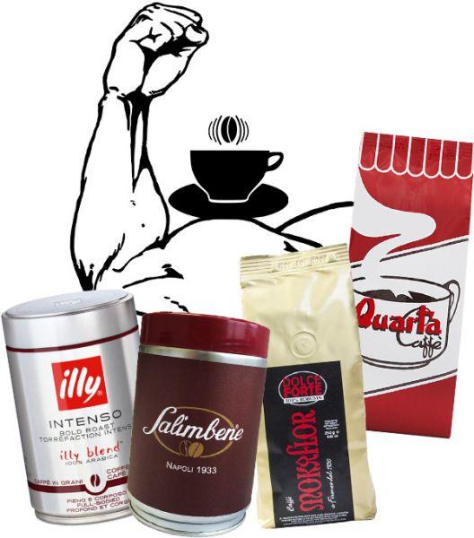 Beste Espresso Sorten stark und kräftig