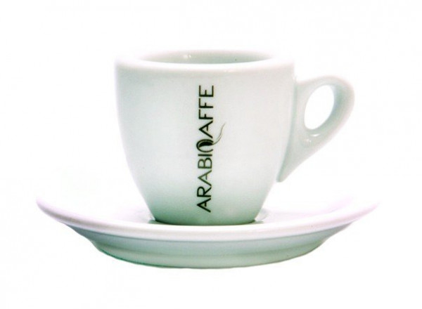 Arabicaffe Espressotasse