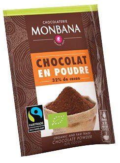 Monbana BIO Trinkschokolade