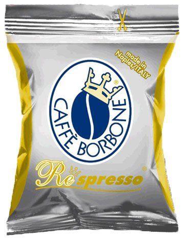 Caffè Borbone Nespresso kompatible Kapseln - Oro