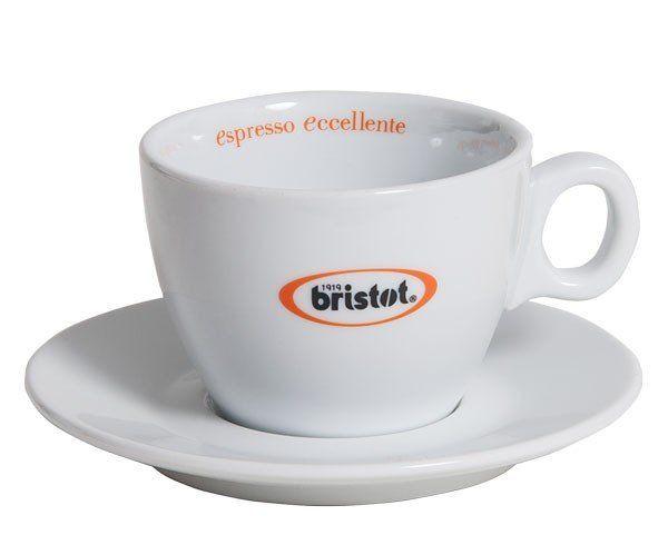 Bristot Milchkaffeetasse