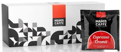 Mami's Caffè Espresso ESE Pad   Espresso Crema