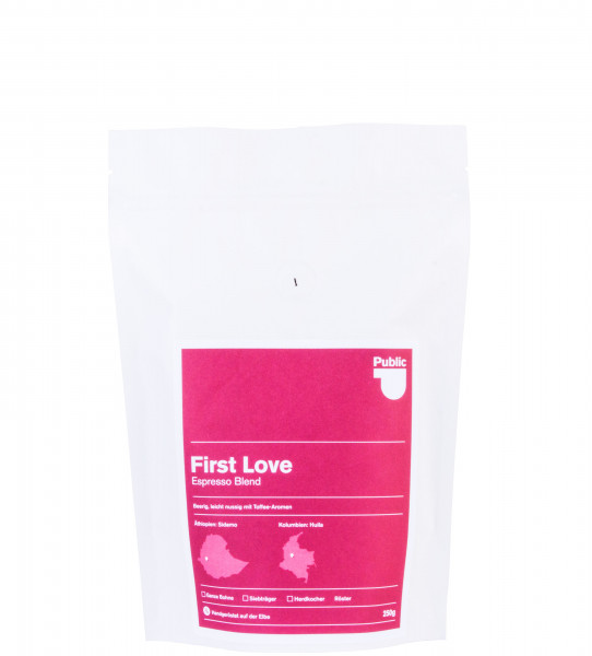 Public Coffee Roasters First Love 250g