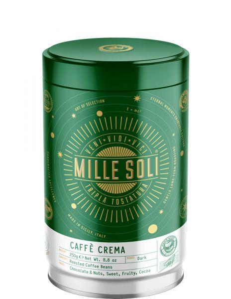Mille Soli Caffè Crema Bohnen 250g