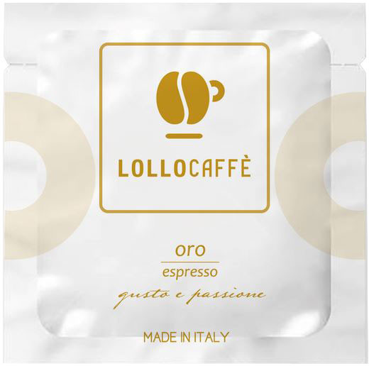 Lollo Caffè Oro Espresso Pad