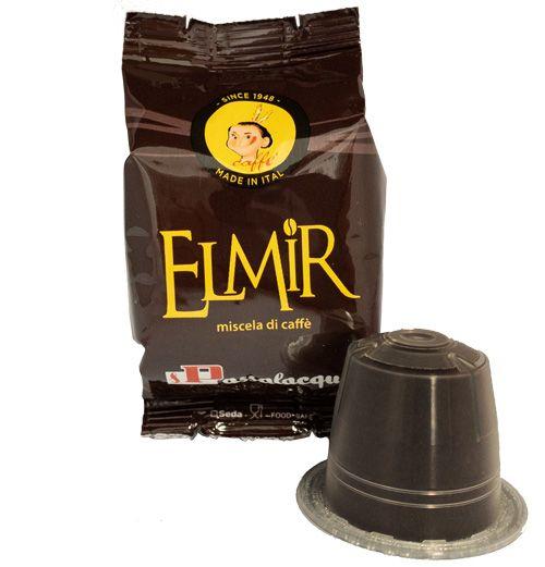 Passalacqua Nespresso kompatible Kapsel Elmir